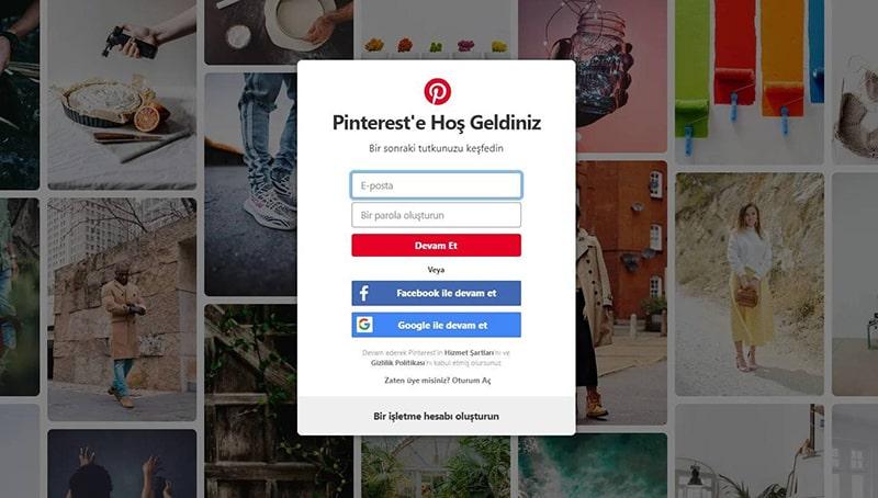 Pinterest Nedir